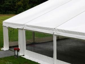 Udlejning af telte